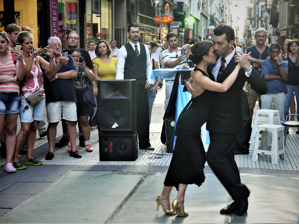 Buenos Aires tango time