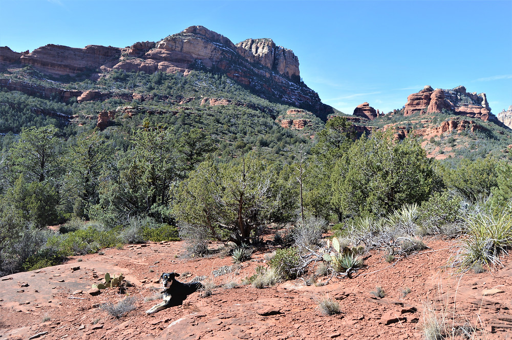 Montañas Sedona Arizona