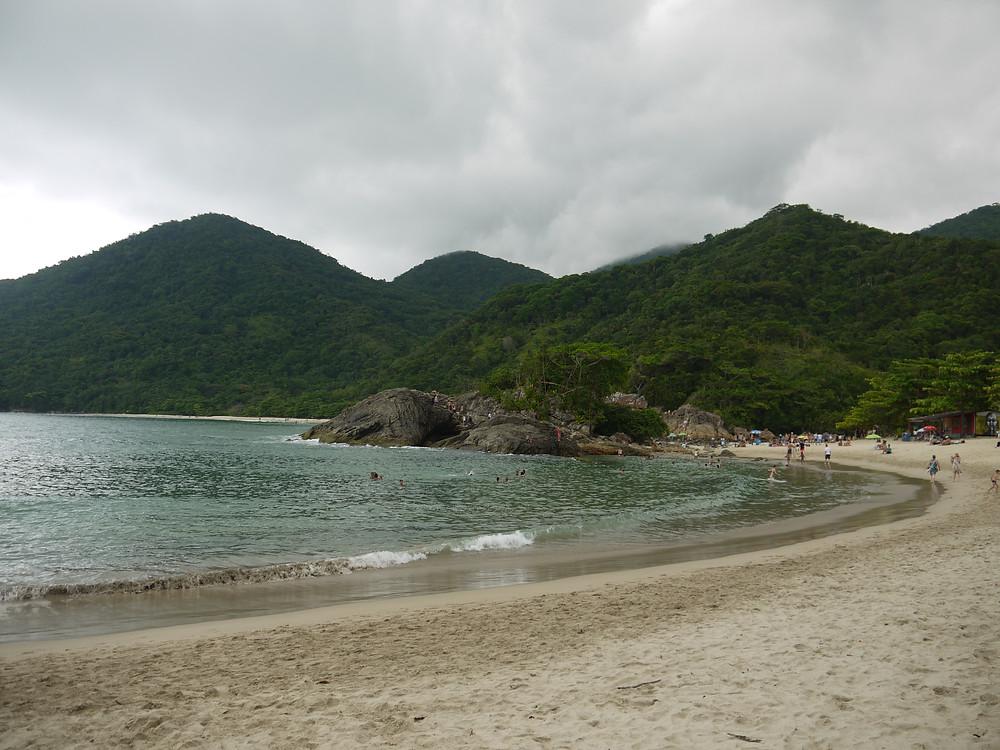 Playas São Paulo y Rio