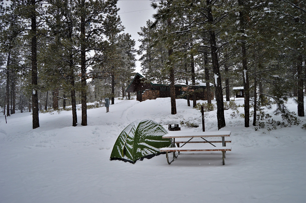 Bryce Canyon NP campground