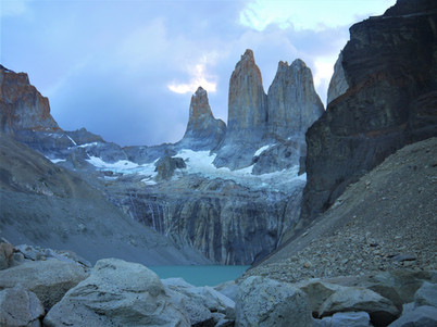 Chile patagónico y central, itinerario