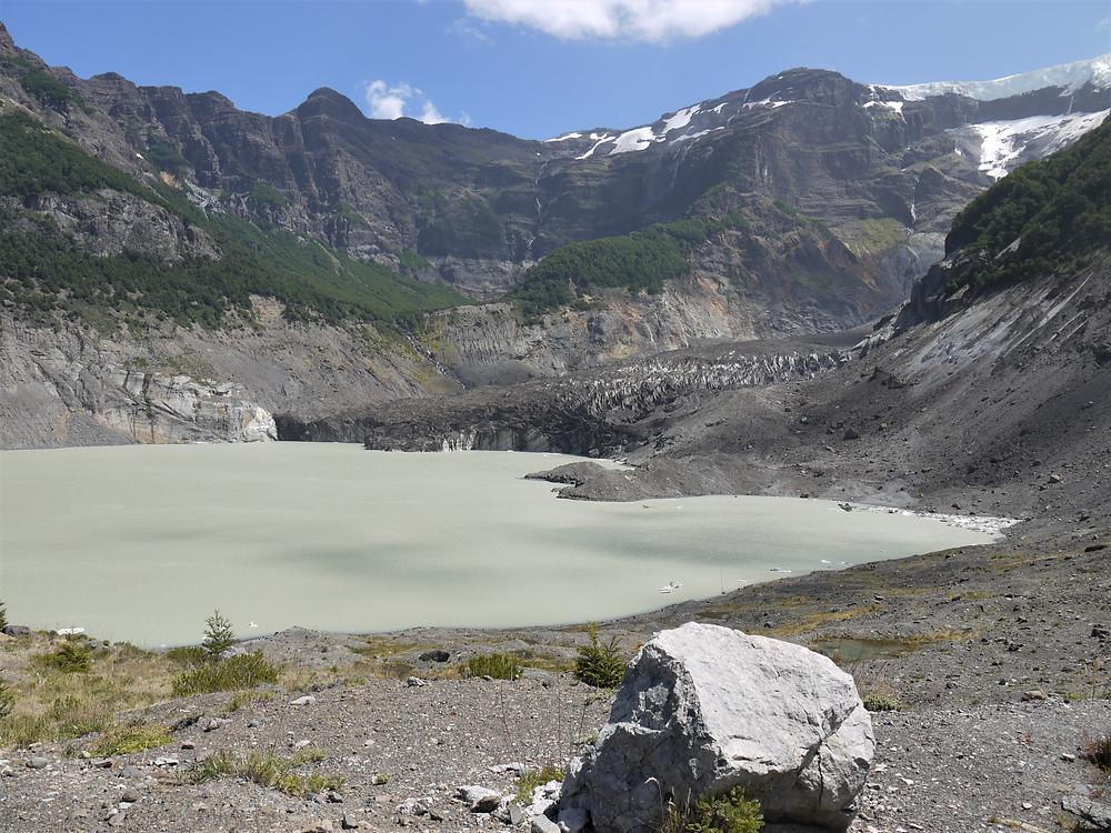 Ventisquero Negro Glacier Bariloche