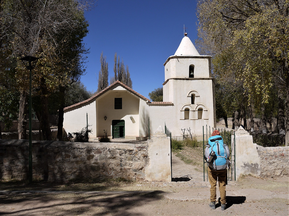Chapel of San Francisco Yavi Argentina