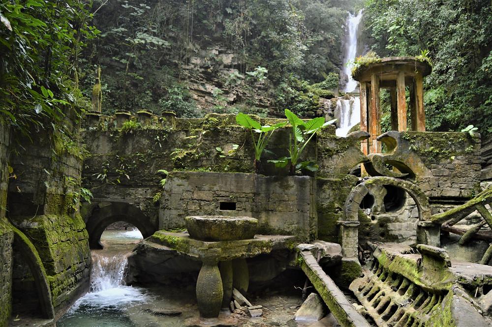 Jardín Surrealista de Edward James (Las Pozas) Xilitla