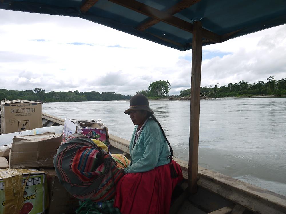 Ride fluvial