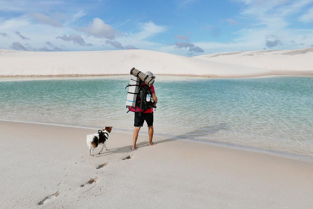 Traveling with dog PODROZE Z PAZUREM