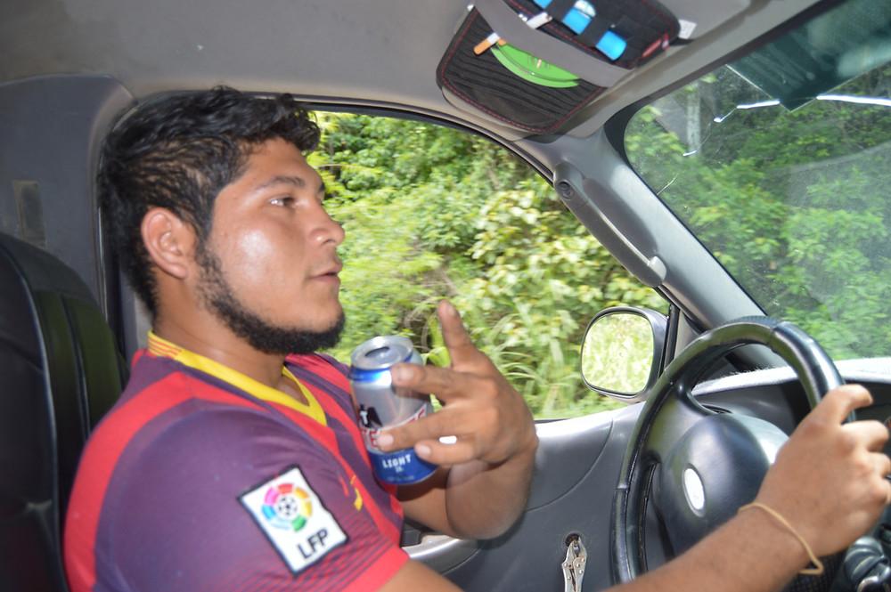 Hitchhiking Chiapas