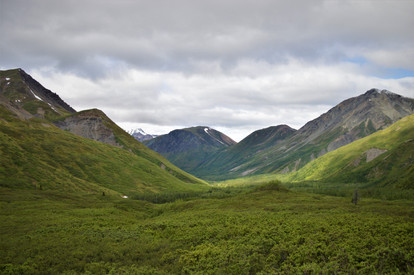 Yukon itinerary (and a bit of the NW Territories)