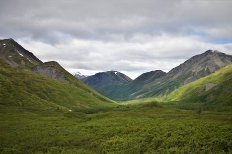 El Yukon, itinerario (y un pedacito de los NW Territories)