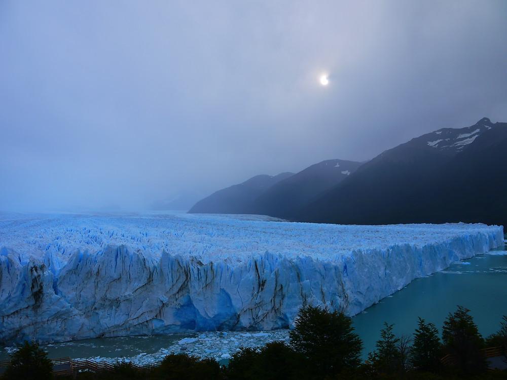 Calafate y Parque Nacional Los Glaciares