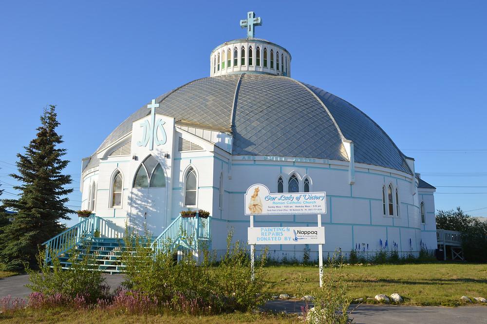 Inuvik church