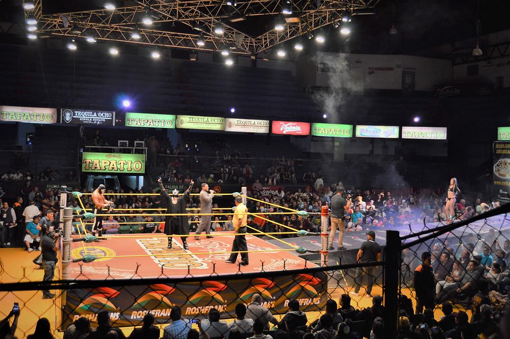 Lucha Libre Guadalajara Jalisco