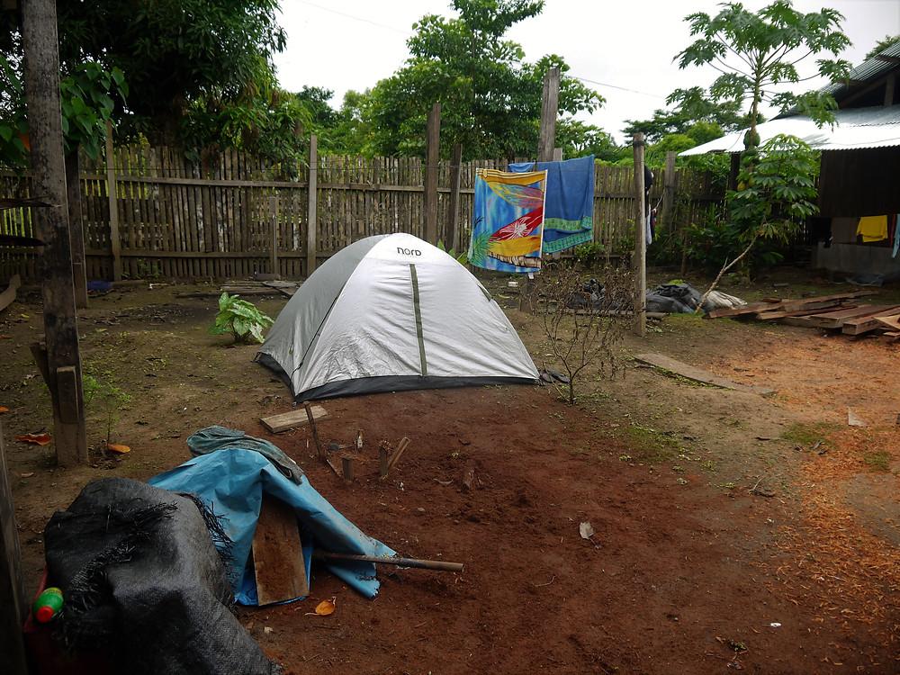 Peruvian jungle Couchsurfing