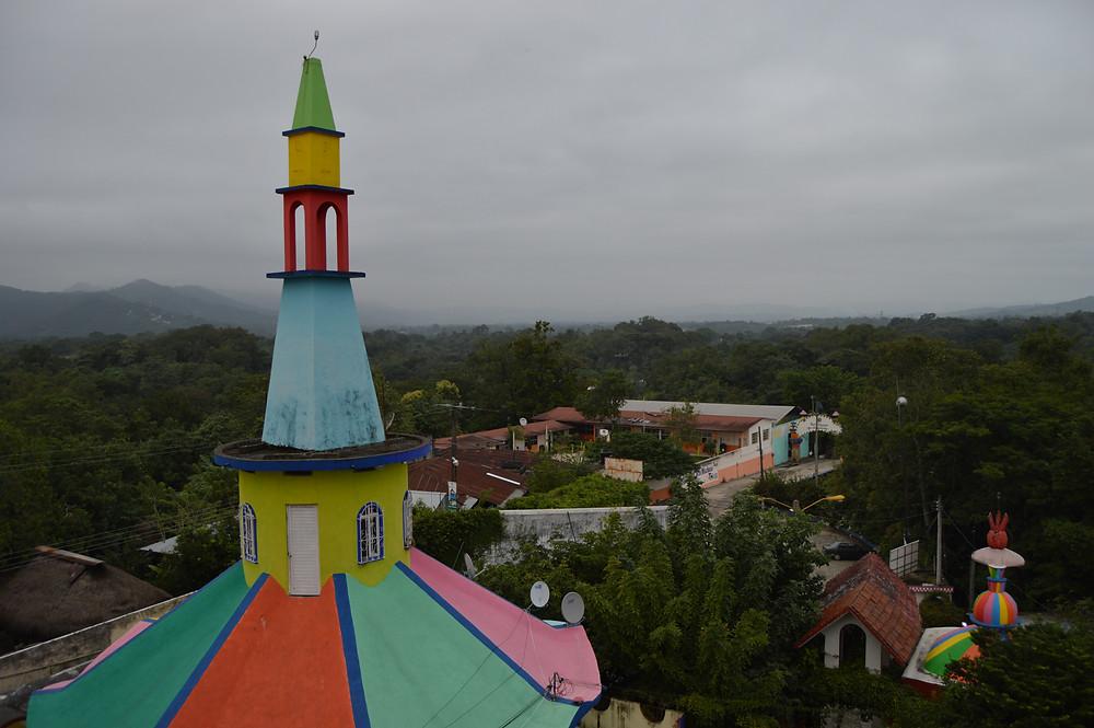 Castillo de la Salud de Beto Ramón Huasteca Potosina