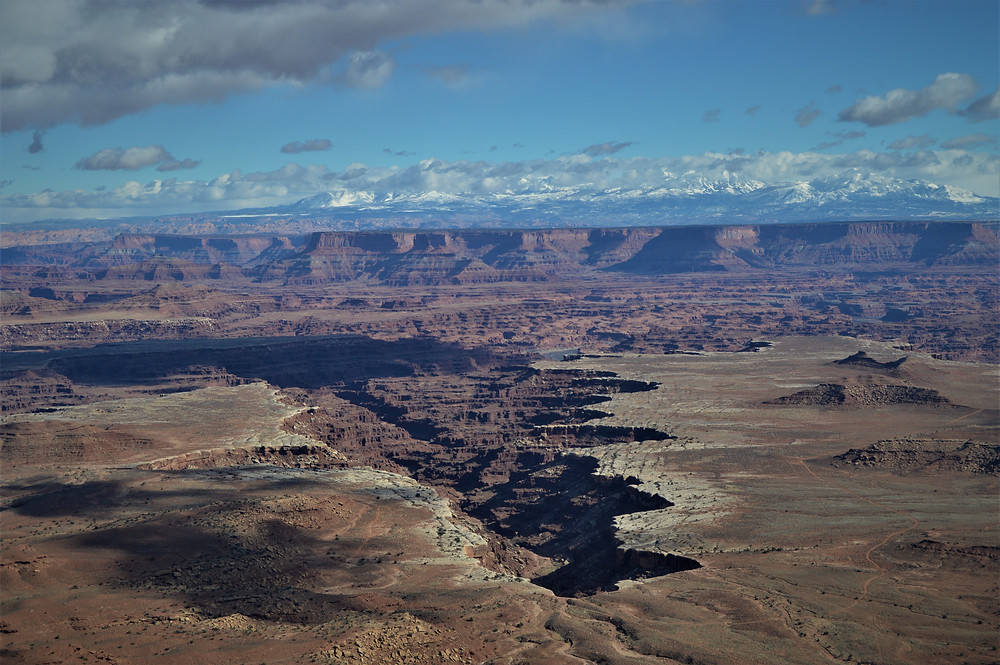 Island in the sky Canyonlands National Park