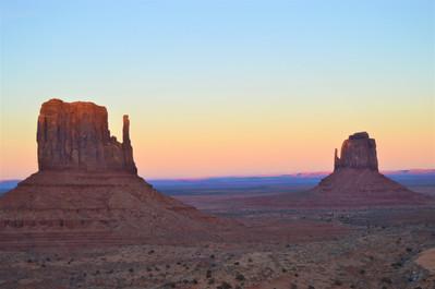 Arizona y Utah, itinerario