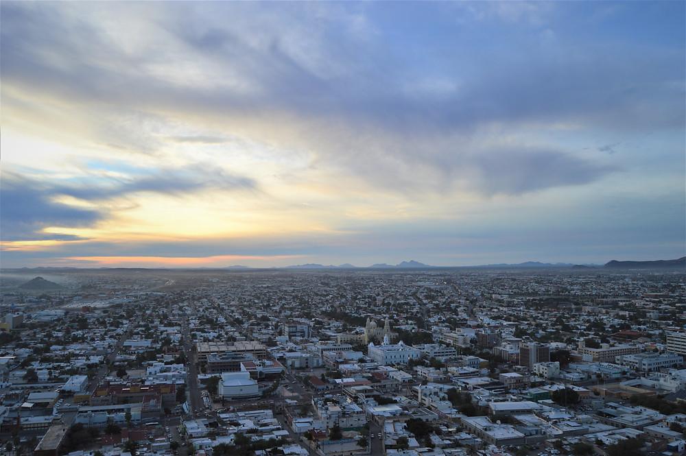 Hermosillo city Sonora