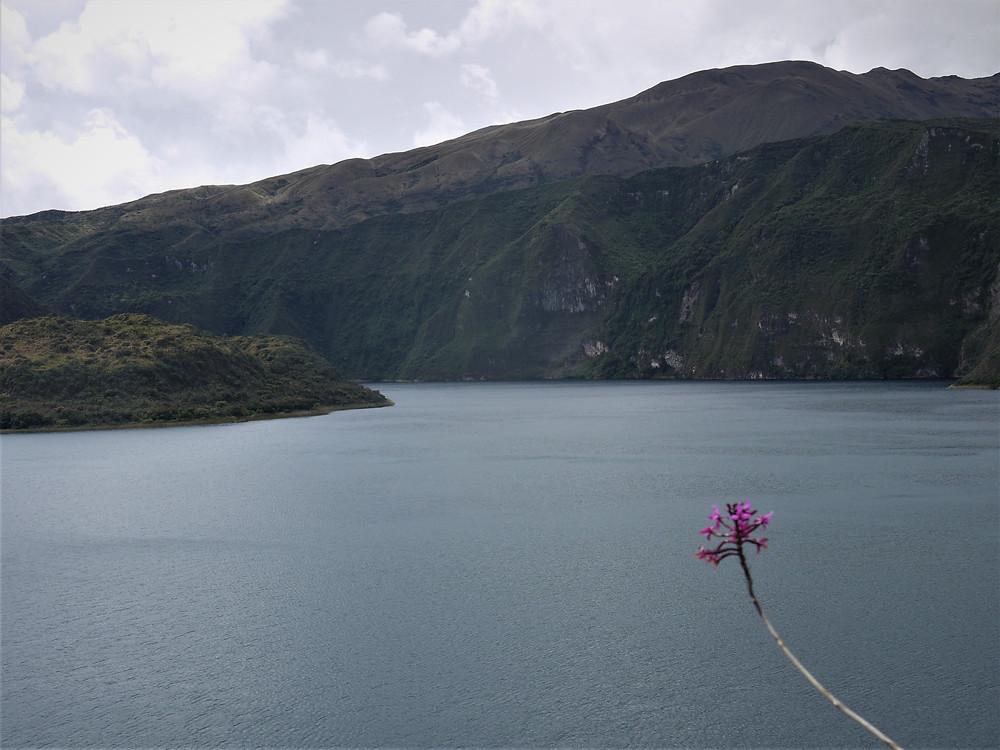 Otavalo Laguna Cuicocha Ecuador