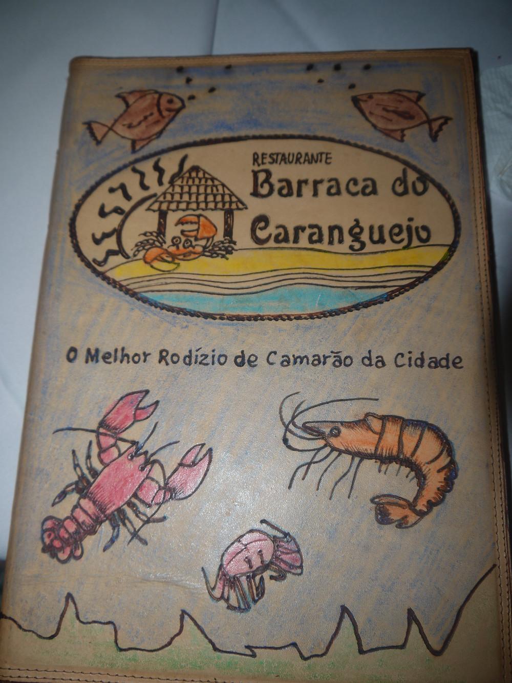 Shrimp Rodízio - all you can eat Brazil