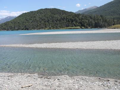 Patagonia argentina, itinerario