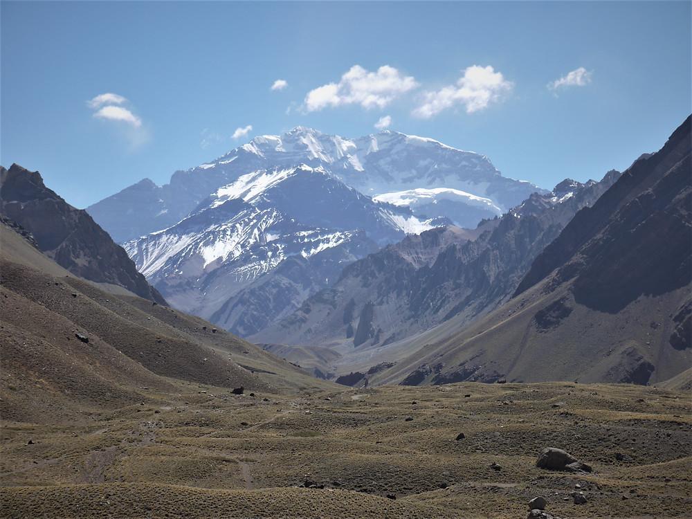Aconcagua Provincial Park Mendoza