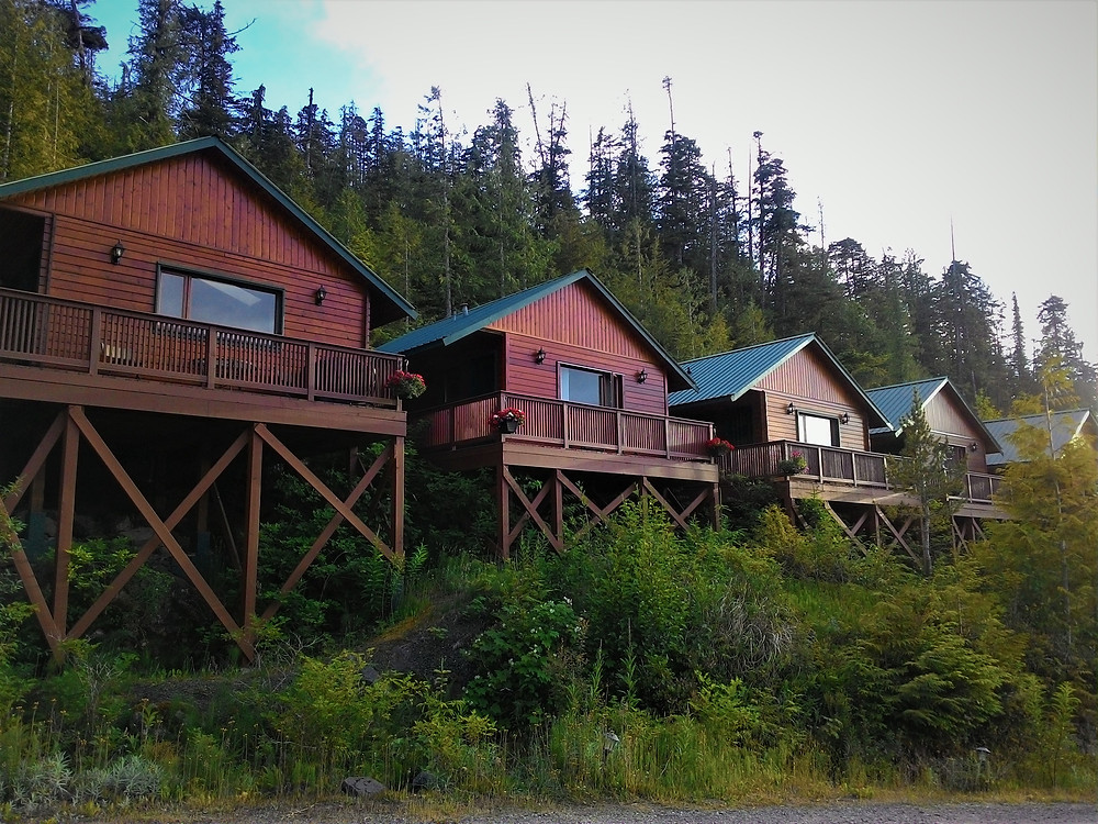 Bear Cove Cottages Port Hardy dog friendly