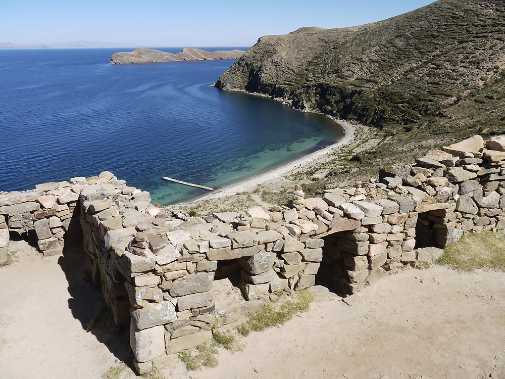 Isla del Sol (Island of the Sun), Lake Titicaca