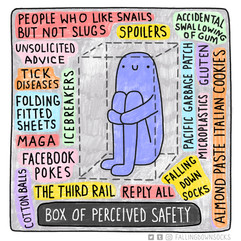 Box of Perceived Safety