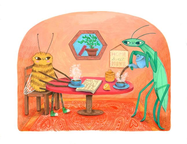 Home Sweet Hive