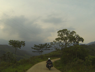 COLOMBIA Valle del Cauca Loop