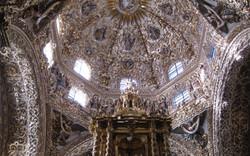 Capilla del Rosario, Iglesia de Santo Doming
