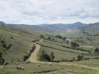 ECUADOR The Vía Sigchos Loop