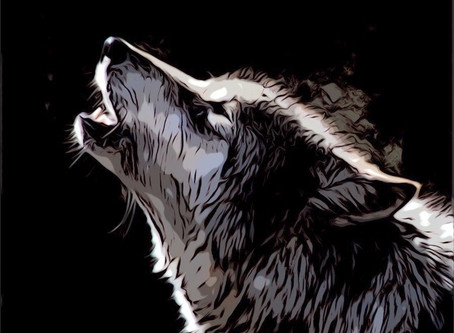 Teach Your Dog to Howl at the Moon or Bark at Vampires