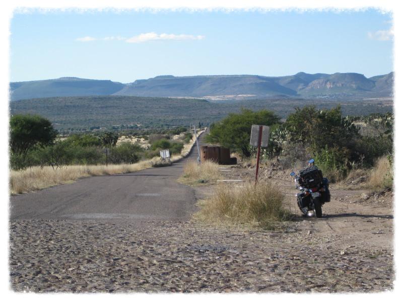 La Vigorosa and landscape