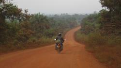 Greg highway - Robertsport, Liberia