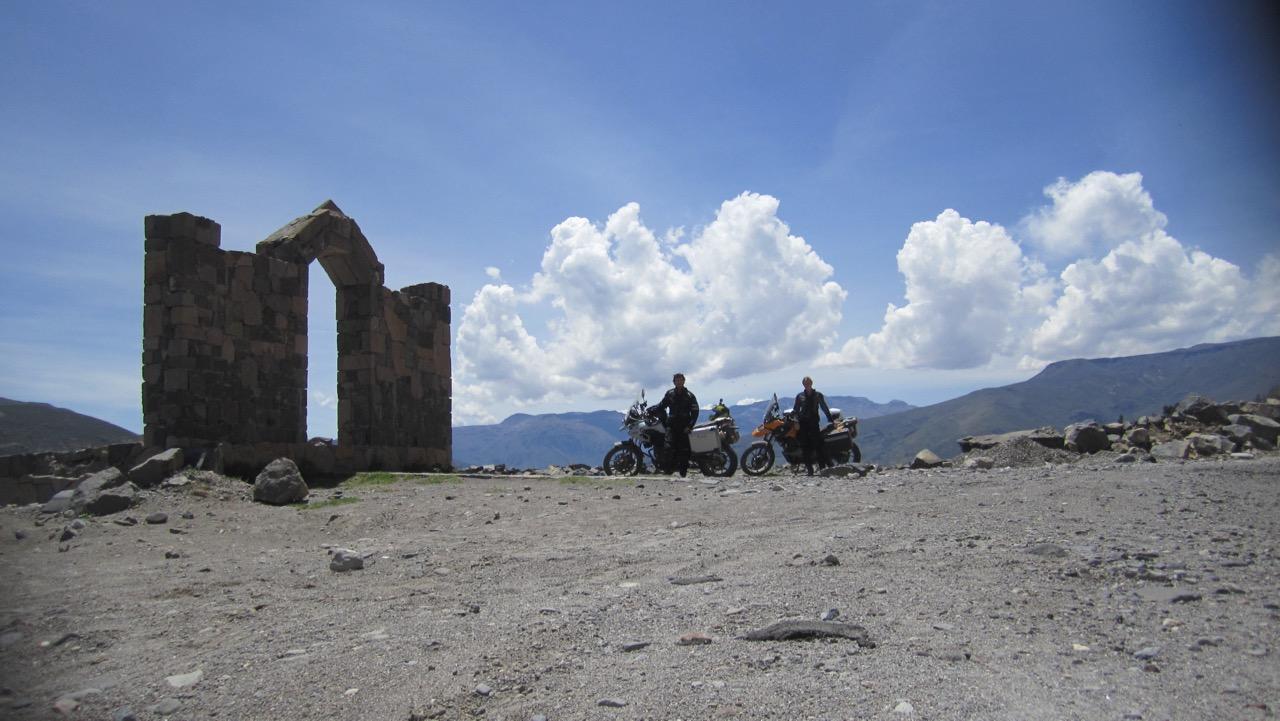 Colca Canyon road - Arequipa, Perú
