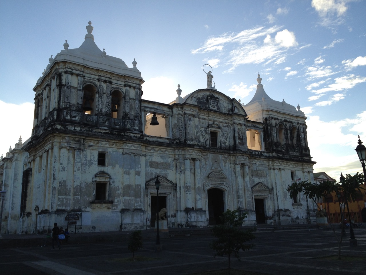 Cathedral, León, Nicaragua