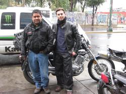 Memo, Greg - Naucalpan, Mexico