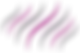 Simple icon of wavy lines in pink and grey
