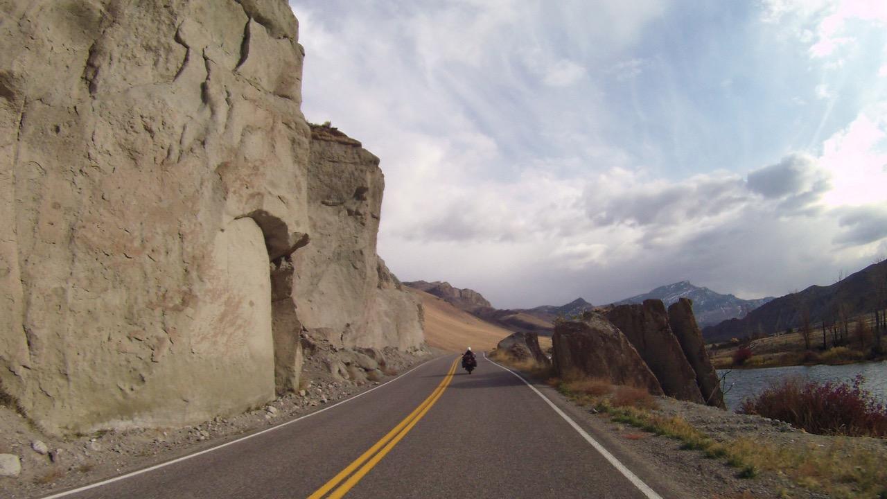 Highway 93, ID, USA
