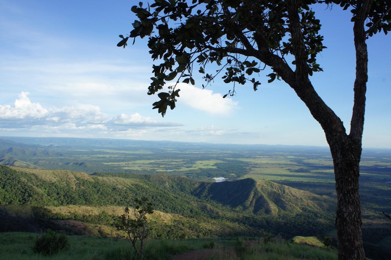 Mirante do Centro Geodésico, Brazil
