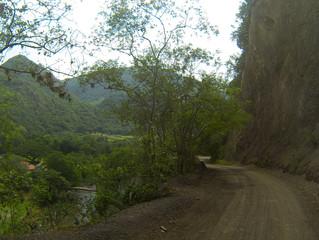COLOMBIA Apulo to Cerro de Peña Blanca