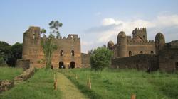 Fasilides Castle, Gonder, Ethiopia