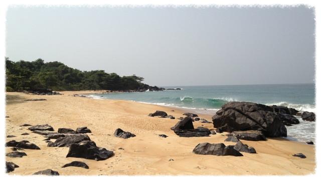 Surfer's cove