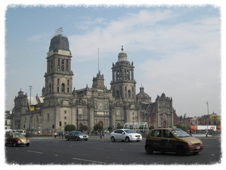 A Road Accident in Toluca