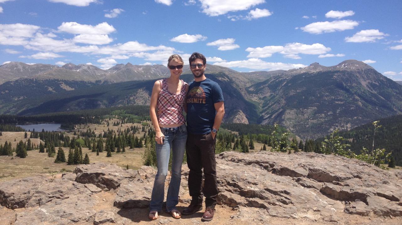 Jessica and Greg - San Juan National Forest, CO, USA