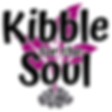 Logo for 'Kibble for the Soul' short, fun dog videos by Ruffly