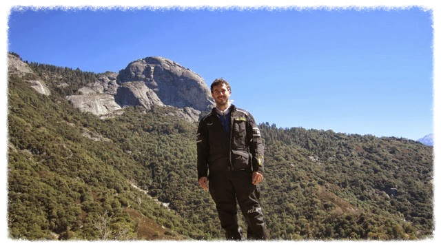 Greg in Sequoia National Park