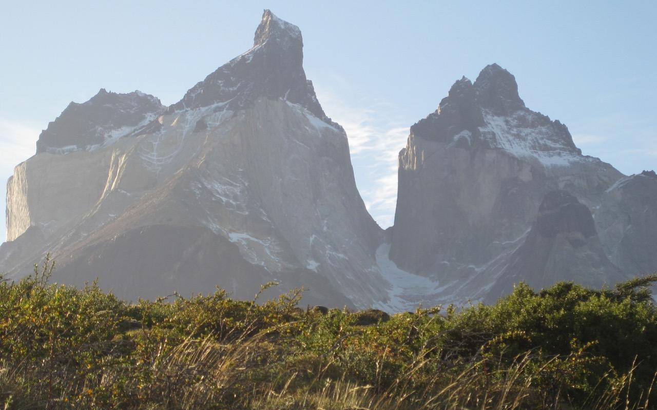 Cuerno Central and Cuerno del Este, Parque Nacional Torres