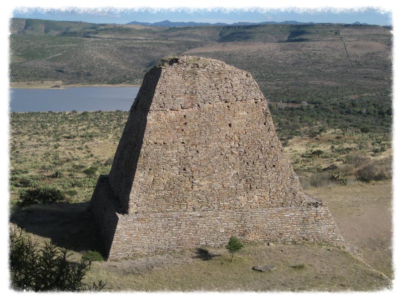 Ruins of La Quemada